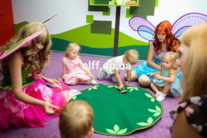 Праздник для детей. Феи Winx
