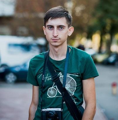 Фотограф Андрей Приходько