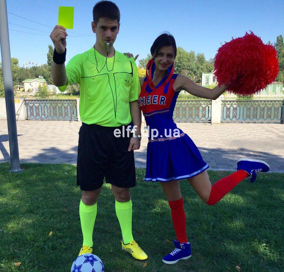 футбольная вечеринка на день рождения