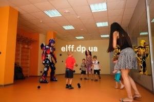 Трансформеры на детский праздник для детей