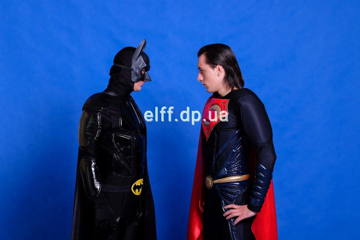 аниматоры бэтмен против супермена